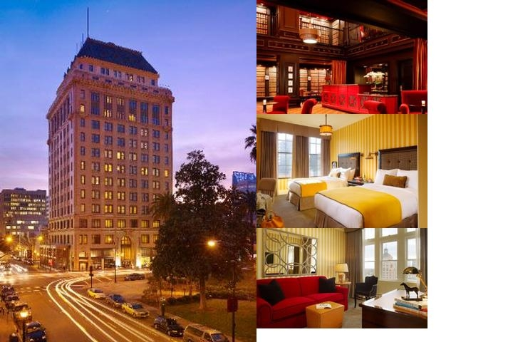 The Citizen Hotel Autograph Collection photo collage