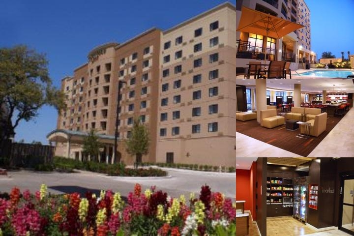 Courtyard by Marriott Houston Medical Center photo collage