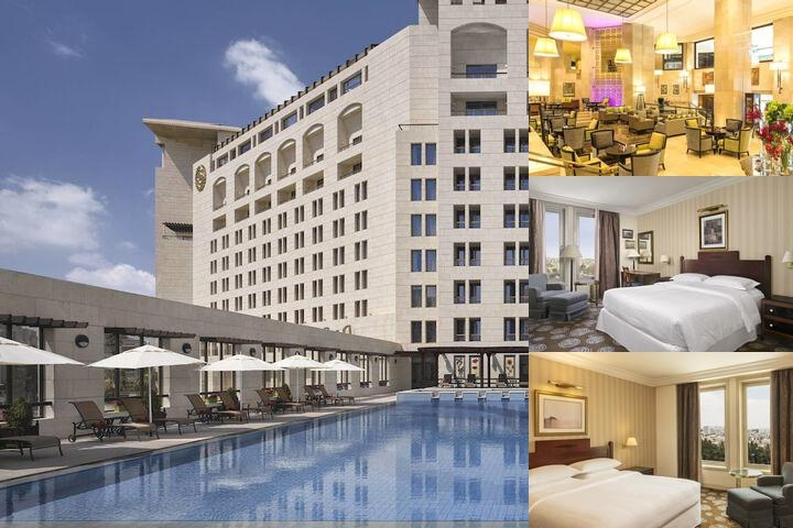 Sheraton Amman Al Nabil Hotel photo collage