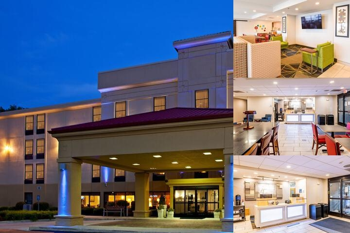 Holiday Inn Express South photo collage
