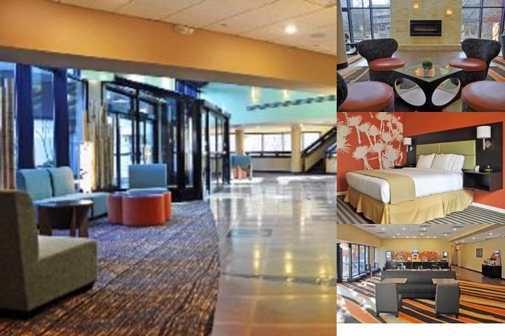 The New Holiday Inn Express Princeton Southeast photo collage