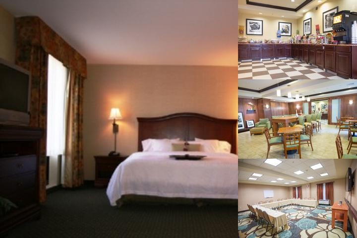 Hampton Inn of Brattleboro photo collage