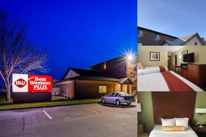 Best Western Plus Altoona Inn photo collage