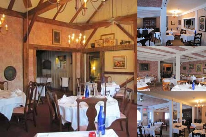 The Inn at Sawmill Farm photo collage
