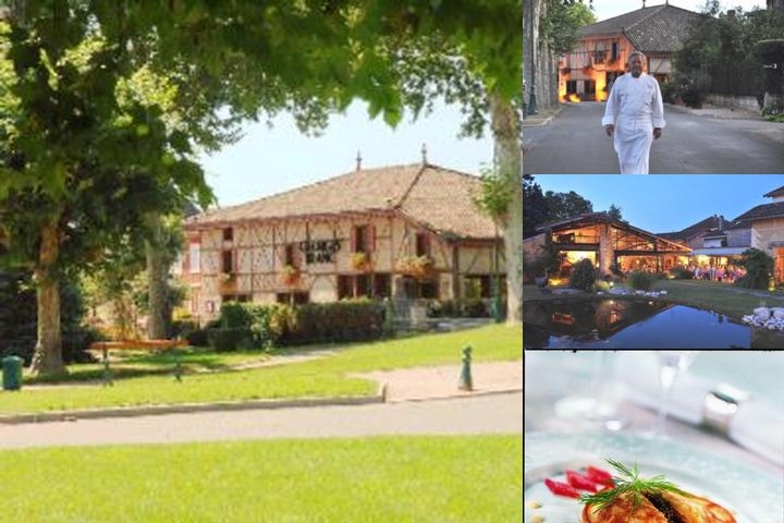 Georges Blanc Parc & Spa photo collage