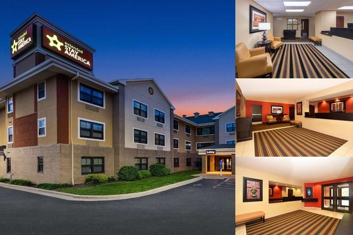 Extended Stay America Brooklyn photo collage