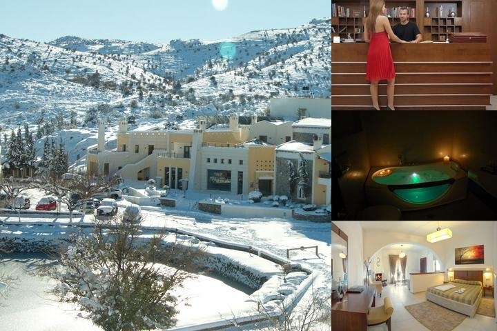 Delina Mountain Resort photo collage