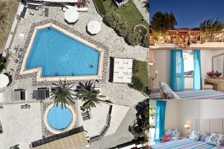 Dionysos Sea Side Resort photo collage