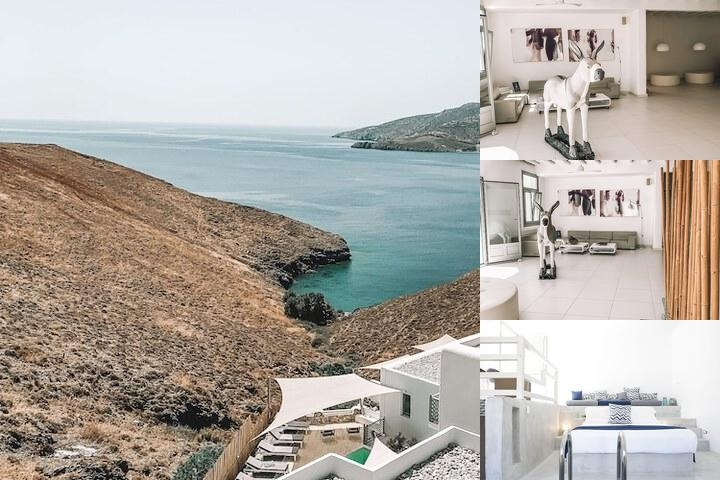 Pylaia Boutique Hotel photo collage