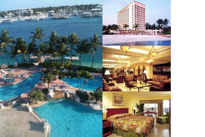 Paradise Island Harbour Resort All Inclusive photo collage