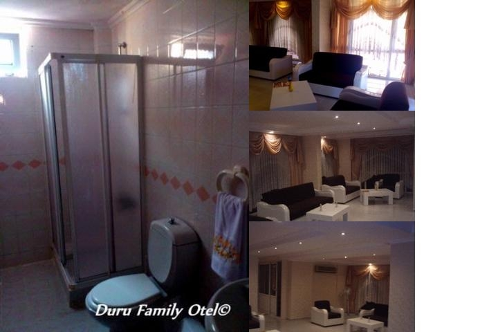 Durufamily Otel photo collage