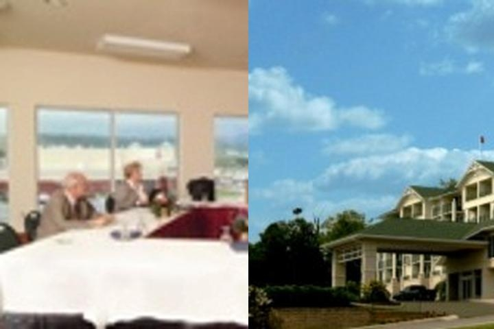 Governor's Inn photo collage