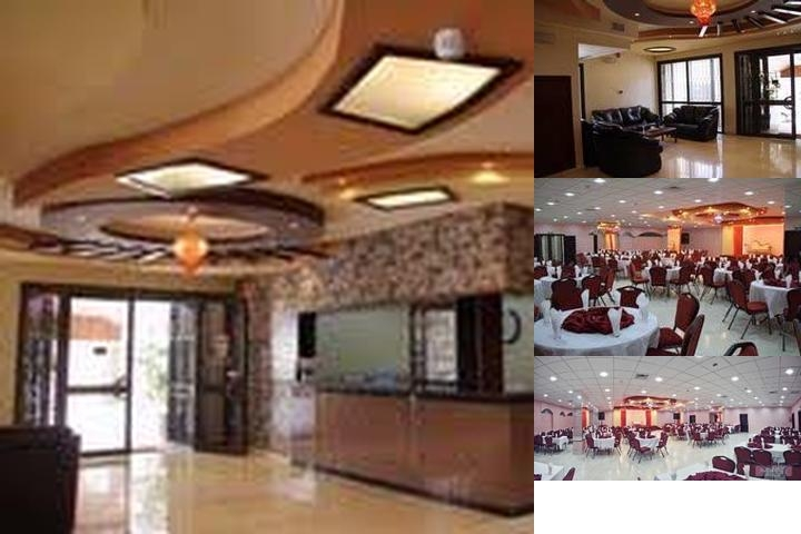 Al Qaser Hotel photo collage