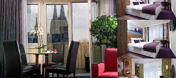 Wyndham Köln photo collage