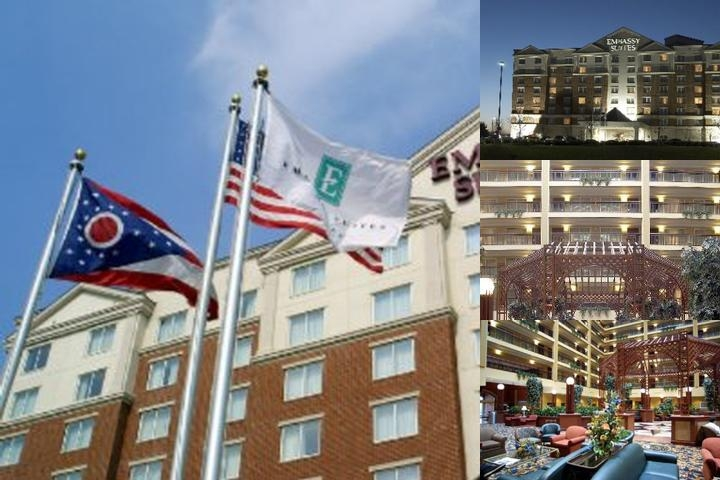 Embassy Suites Hotel Cleveland Rockside photo collage
