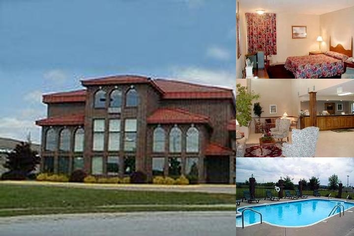 Americas Best Value Inn Springfield / I 65 Battlef photo collage
