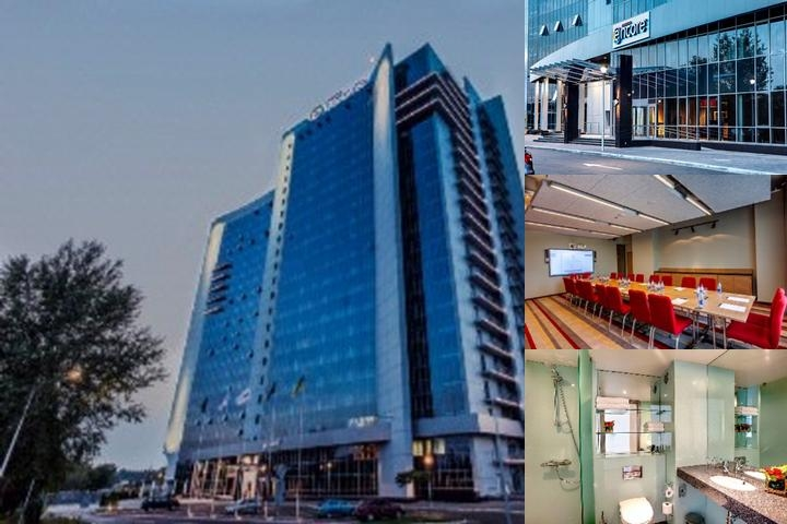 Ramada Encore Kiev photo collage