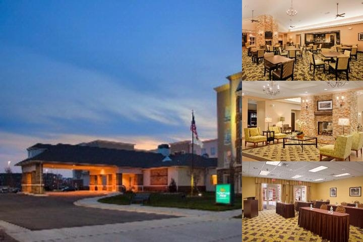 Homewood Suites Ayrsley photo collage