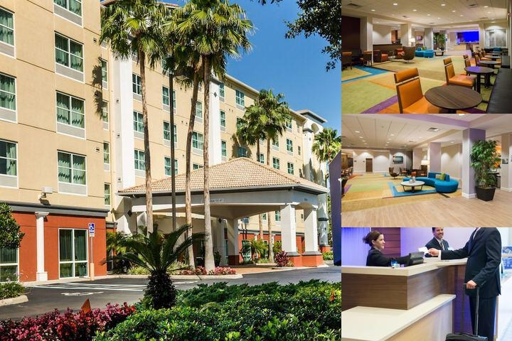 Fairfield Inn & Suites by Marriott photo collage