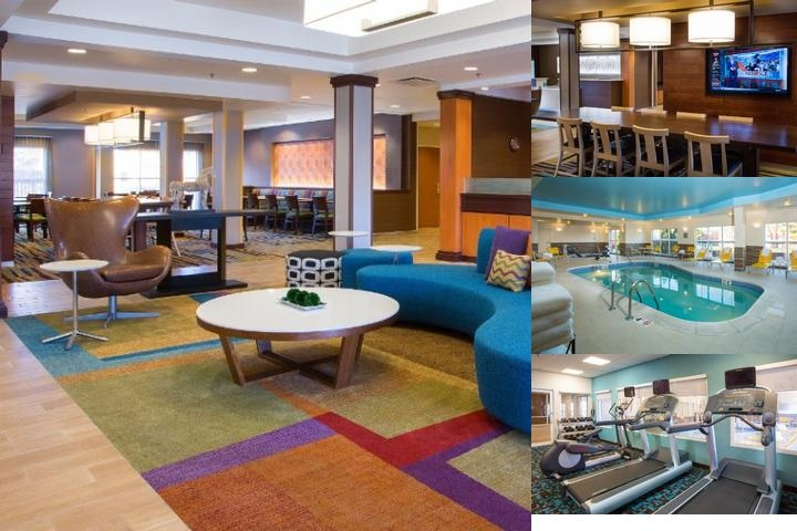 Fairfield Inn & Suites Osu photo collage