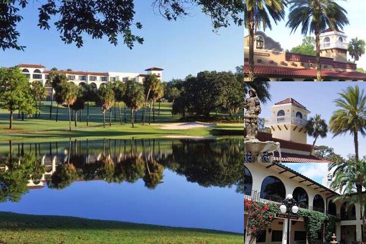 Mission Inn Resort photo collage