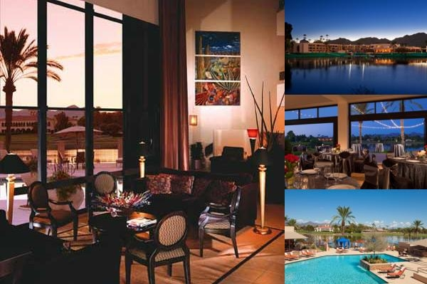 Millennium Scottsdale Resort & Villas photo collage