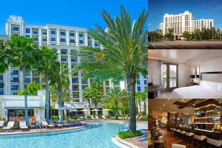 Westin Orlando Universal Boulevard photo collage