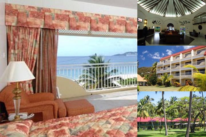 The Flamboyant Hotel & Villas photo collage