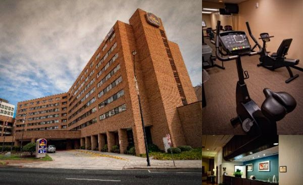 High Point Plaza Hotel & Conference Center photo collage