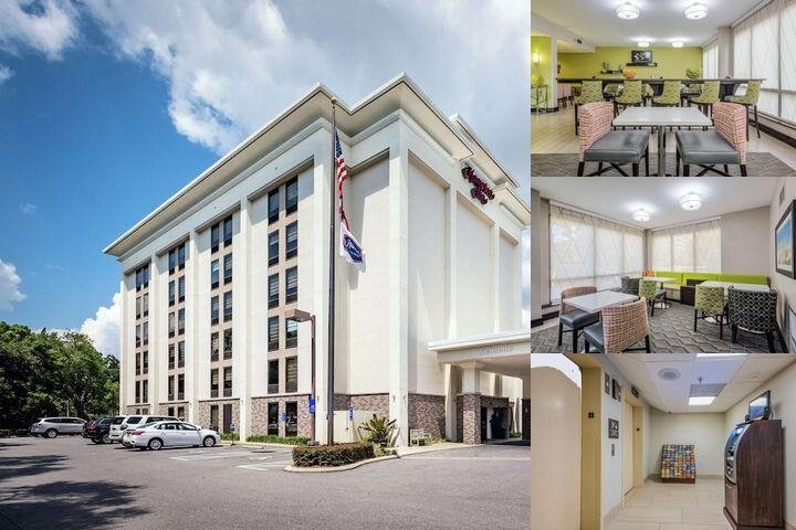 Hampton Inn Tampa Airport Westshore photo collage