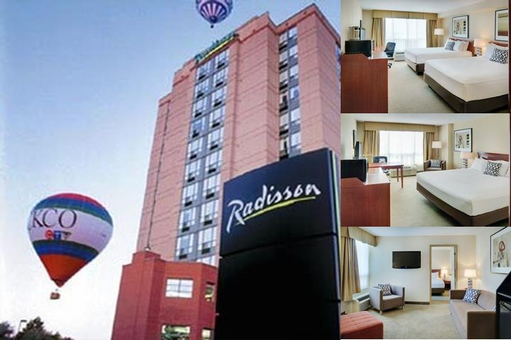 Radisson Hotel Kitchener photo collage