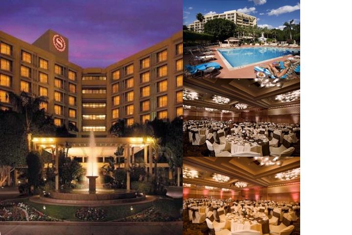 Sheraton Crescent Hotel Phoenix photo collage