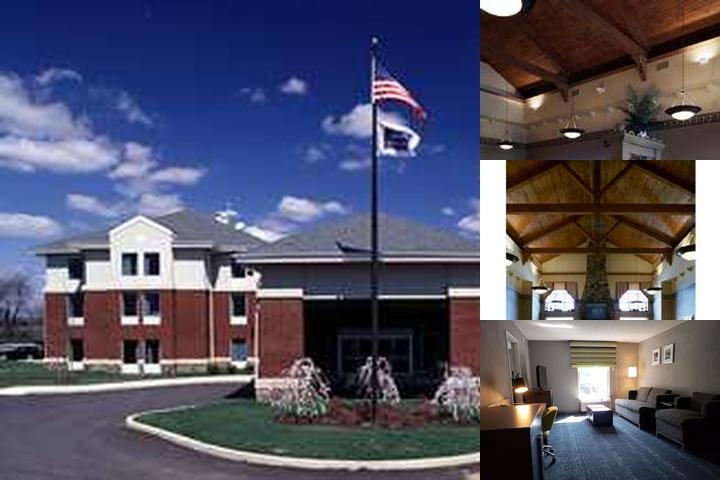 Hampton Inn & Suites Newtown photo collage