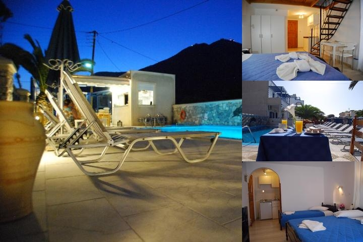 Aretousa Villas photo collage