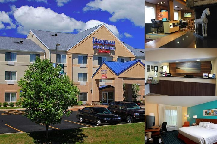 Fairfield Inn & Suites The Fairfield Inn & Suites Traverse City Is Ideally Located With Easy Access To The Many Attractions Of Traverse City.