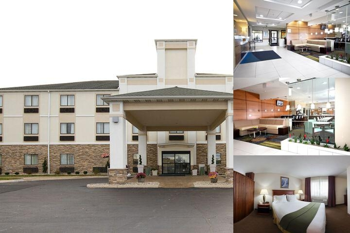 Holiday Inn Express Adrian photo collage