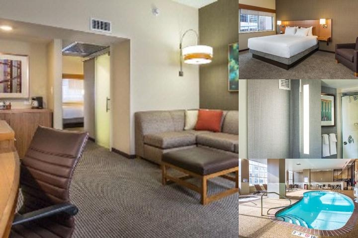 Hyatt Place Minneapolis Downtown photo collage