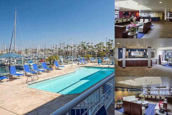 The Bay Club Hotel & Marina photo collage