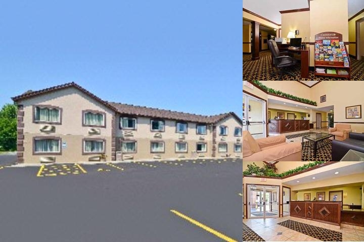 Best Western Elyria photo collage