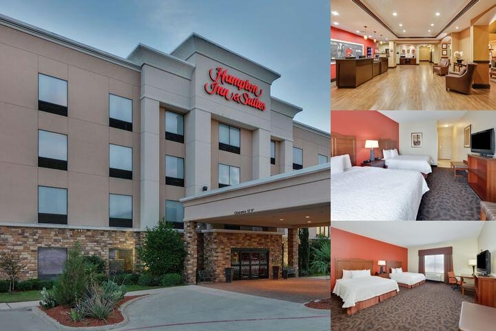 Hampton Inn & Suites Forest Hill photo collage