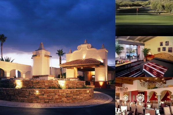Esplendor Resort at Rio Rico photo collage