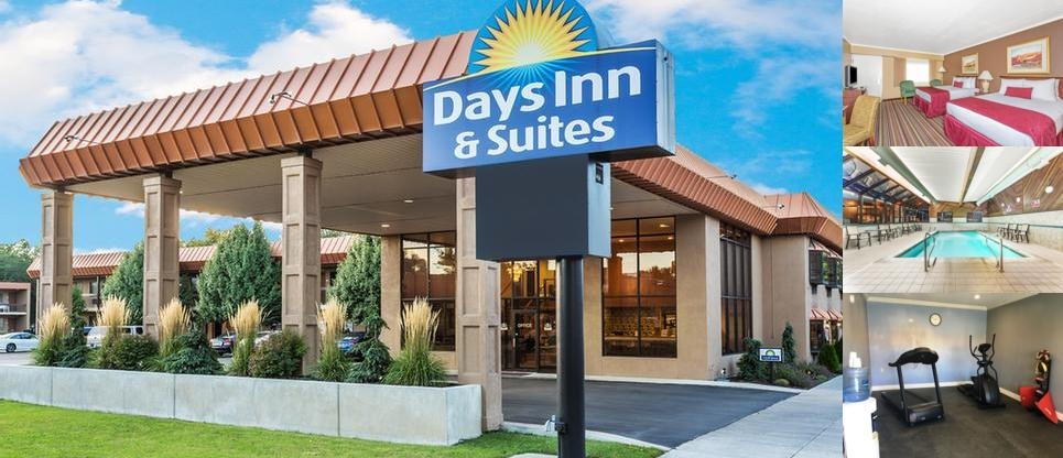 Days Inn & Suites Logan Breakfast Room