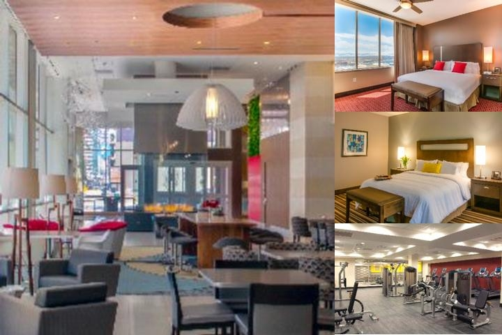 Homewood Suites by Hilton Denver Downtown Conventi photo collage