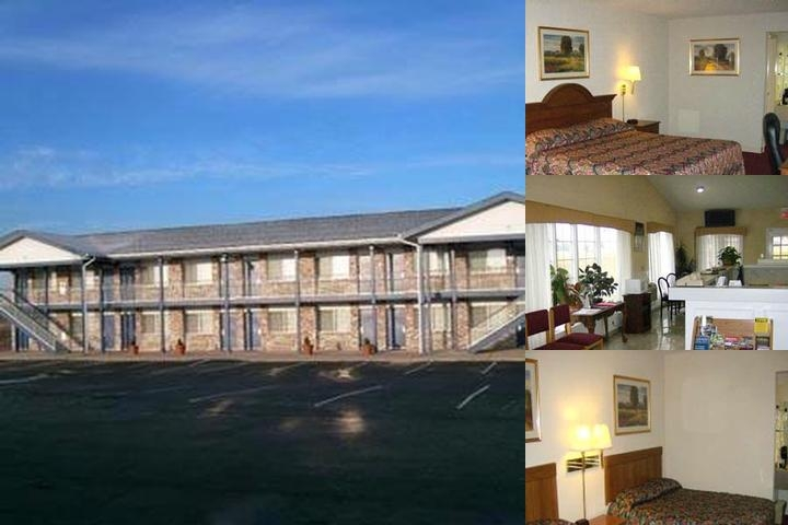 Harrisonville Inn & Suites photo collage
