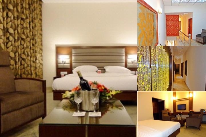 Mint Hotel photo collage
