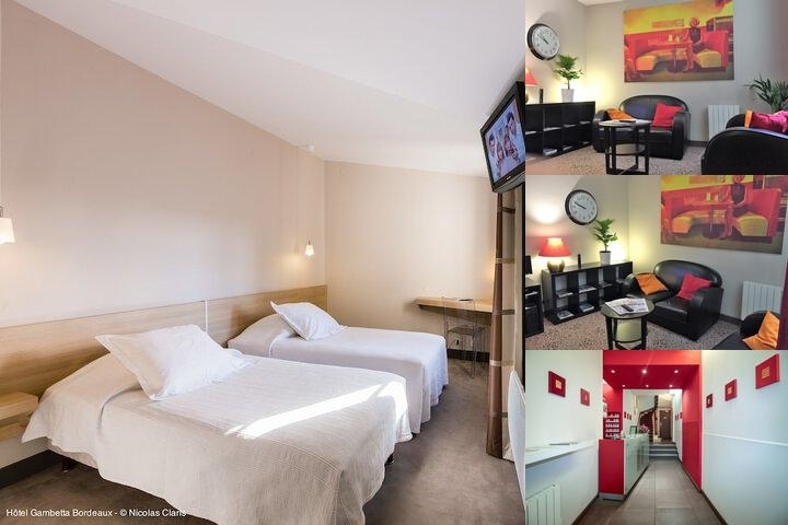 Hotel Gambetta photo collage