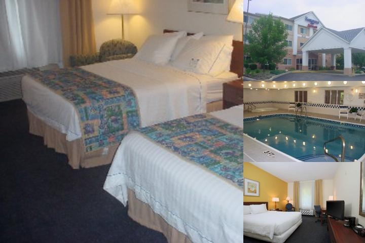 Niles Fairfield Inn by Marriott photo collage