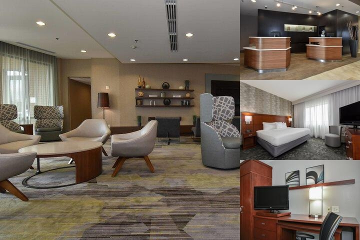 Courtyard Marriott Concord photo collage