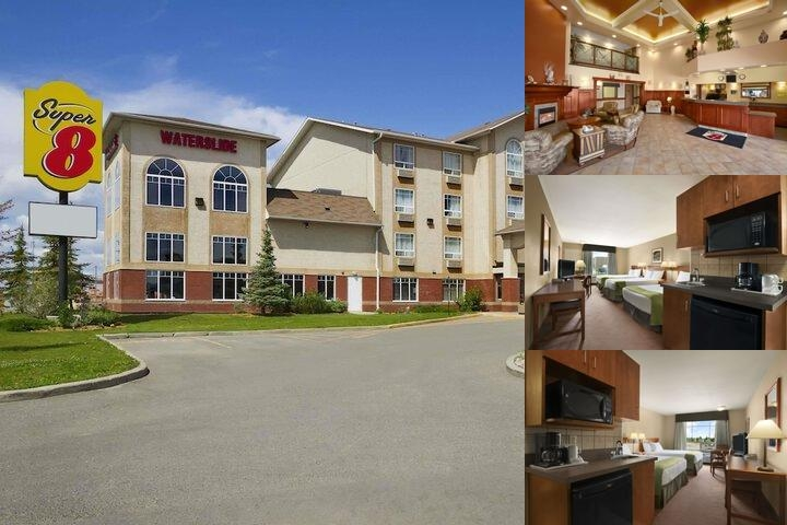 Super 8 Fort St. John Bc photo collage