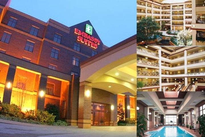 Embassy Suites Hotel Lexington photo collage